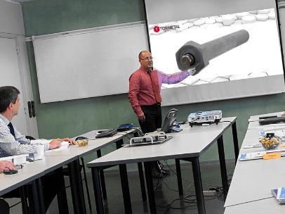 Soporte Técnico | Formación | Colaboraciones